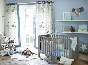 Vorhang Babyzimmer Junge : kinderzimmer vorhang bilder ideen couch ~ Buech-reservation.com Haus und Dekorationen