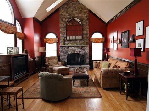 One of the designing techniques is based on. Red Living Room Ideas to Decorate Modern Living Room Sets   Roy Home Design