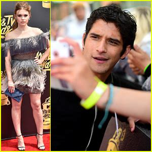 holland roden and tyler posey dating young hollywood celebrity news and gossip just jared jr