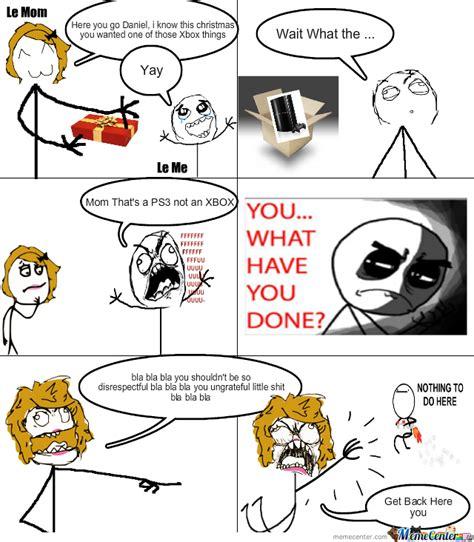 Comic Memes - christmas rage comic by recyclebin meme center