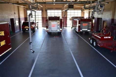 Alcoa (tn) Fire Department Installs Armor Tuff Supratile