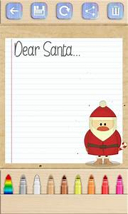 create letters to santa claus android apps on google play With create your own letters from santa