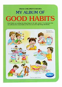 Buy Navneet My Album Of Good Habits Online In India
