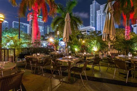 rooftop bars  miami  happy hour  late night