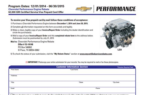 With Big Rebates by Get Big Rebates With Crate Powertrain Packages From Pace