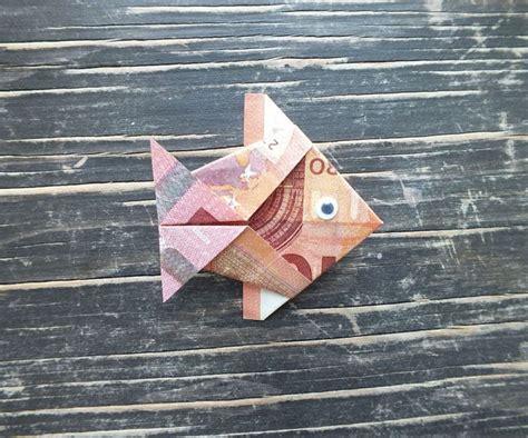 die besten  geldscheine falten fisch ideen auf