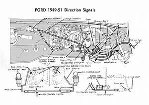 Wiring Diagram 1953 Ford Customline Tudor