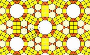 Demiregular tessellations ~ School of Running
