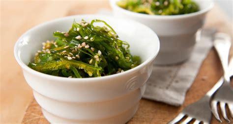 cuisiner des algues algues les variétés à cuisiner et atouts nutritionnels