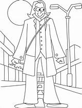 Giant Coloring Pages Iron Walk Street Books Printable Town Getcolorings Lazy Adults Pdf Crayola sketch template