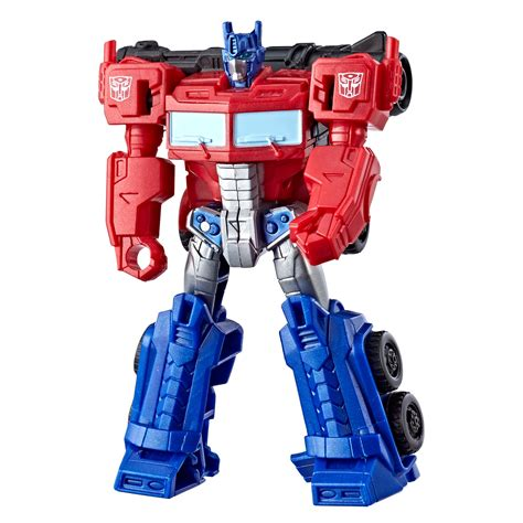 transformer optimus prime transformers cyberverse warrior class wave 2 and scout class optimus prime stock photos