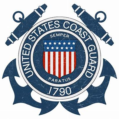 Guard Coast Emblem States United Ww2 Boats