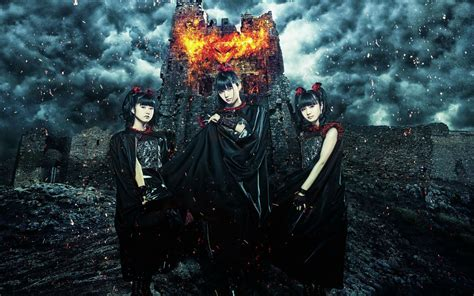 babymetal album wallpapers fox metal concert tour wembley idol japan release hd quality hold resolution tokyo japanese announces awaited heavy
