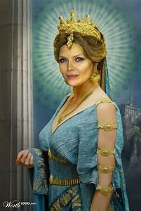 Michelle Pfeiff... Zeus Wife