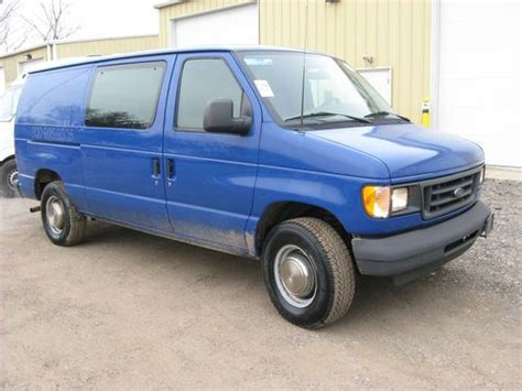 purchase   ford   cargo vanv ownerruns