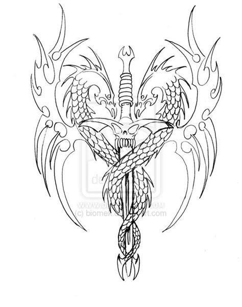 sword-tattoos-for-men-dragon-sword-by-biomek-on-deviantart