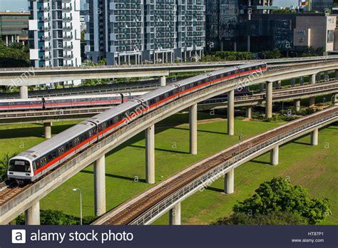 Singapore Metro Stock Photos & Singapore Metro Stock