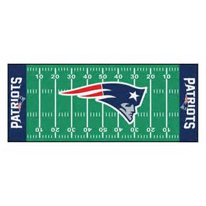 Green Bay Packers Rug by Fanmats New England Patriots 2 Ft 6 In X 6 Ft Football