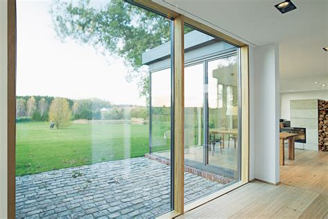 Bodentiefe Fenster Von Unilux: Den Wohnraum Optisch Um Den