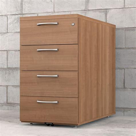 bureau rh caisson hauteur bureau r3 4 tiroirs ref rh bmi4