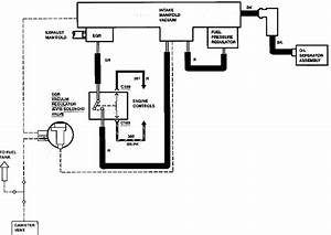 Diagram  2000 Ford Taurus Vacuum Hose Diagram Full