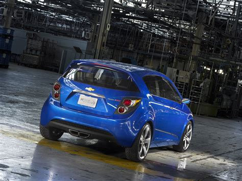 Next Gen Chevy Aveo To Go On Sale Next Year Gm Authority