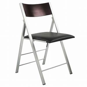 Space, Saving, Modern, Folding, Chair, With, Cushion, Set, Of, 2