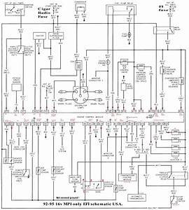 95 Geo Metro Engine Diagram Wiring Diagram