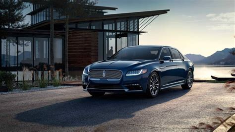 2019 Lincoln Continental Review, Design, Engine, Release