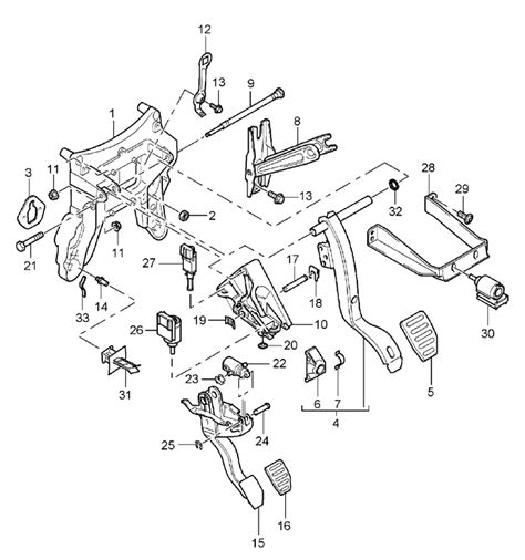 42 free porsche other manuals (for 20 devices) were found in bankofmanuals database and are available for downloading or online viewing. Pedals Ig0l Manual Transmission 04-