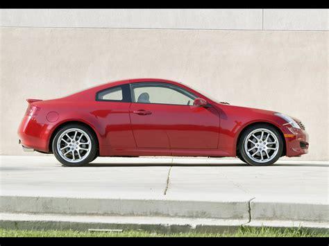 2006 Infiniti G35 Sport Coupe Side 1280x960 Wallpaper