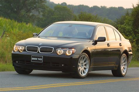 books about how cars work 2004 bmw 745 interior lighting 2002 08 bmw 7 series consumer guide auto