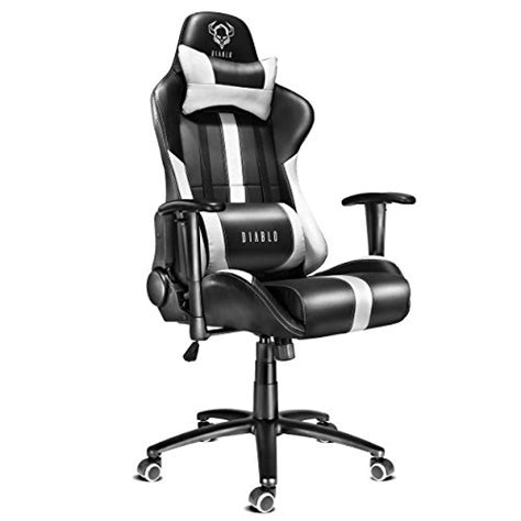 siege de bureau gaming diablo x player siège gaming fauteuil gamer chaise de