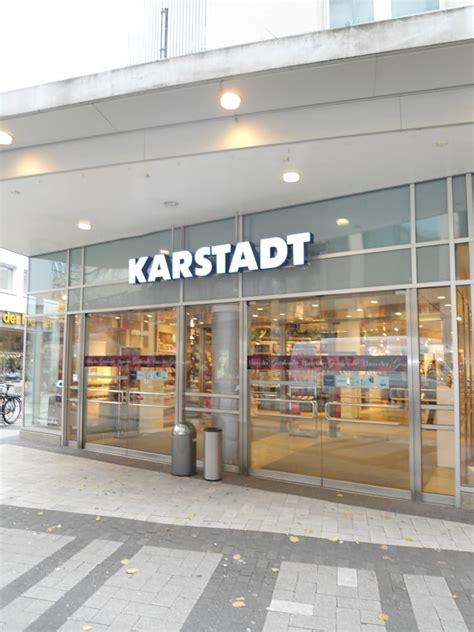 Karstadt  Warenhuizen  Neumarkt Viertel Keulen