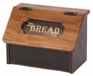 Amish Pine Bread Box