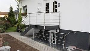 Treppengeländer Außen Holz : treppengel nder au en projekt 3 seelze hannover ~ Michelbontemps.com Haus und Dekorationen