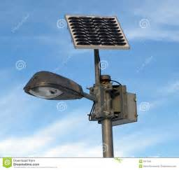 Lamp Post Solar Light
