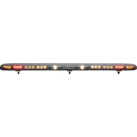 whelen led light bar free shipping whelen 62in towman 39 s justice super led
