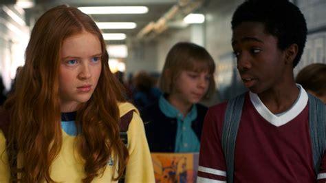Stranger Things : Eleven et Max, meilleures amies dans la ...