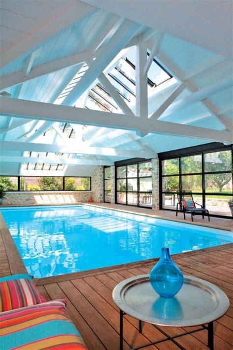 hotel avec piscine interieur piscine int 233 rieure tout savoir habitatpresto