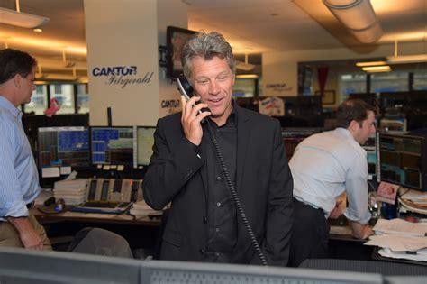 Jon Bon Jovi Photos Annual Charity Day Hosted