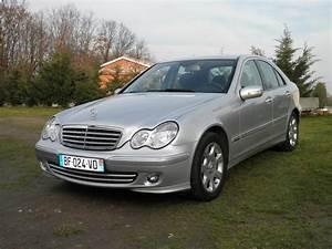 Mercedes Chatellerault : troc echange urgent mercedes c220 cdi elegance 12 2005 sur france ~ Gottalentnigeria.com Avis de Voitures
