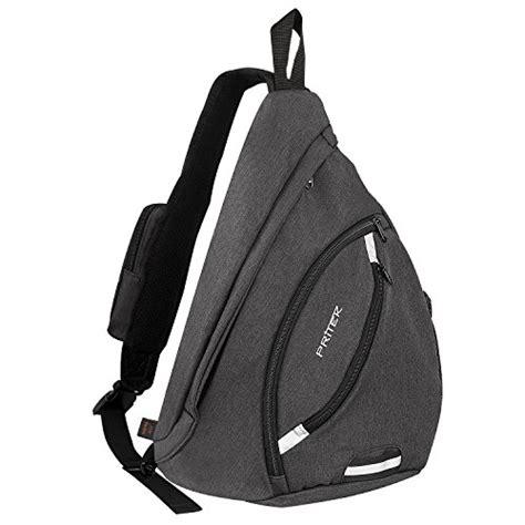 sling bag waterproof sling bag pritek crossbody backpack ultralight Waterproof
