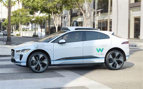jaguar  waymo announce driverless car project