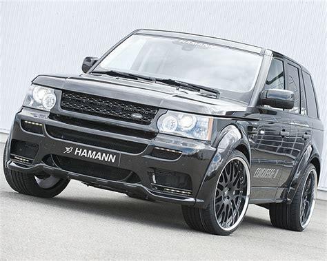 Hamann Body Kit Conqueror Ii For Range Rover Sport 09-12