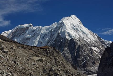 Sikkim Mountains And Peaks • Peakery