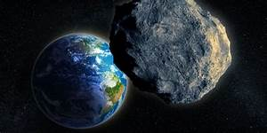 An Asteroid just narrowly missed Earth: It flew between ...