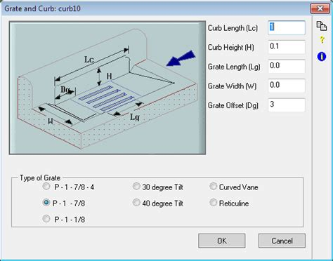 Hydraulic Modification Definition by Hydraulics Node Data Xpswmm Xpstorm 2016 Resource Center
