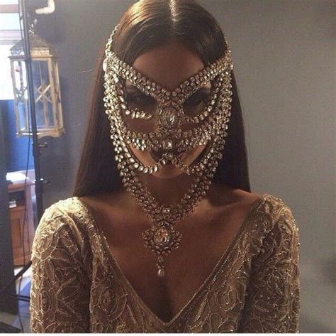 jewels face jewellery face mask face dress crystal head