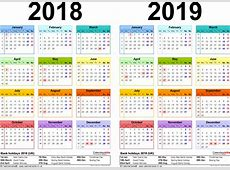 April 2019 Calendar PDF – printable calendar templates